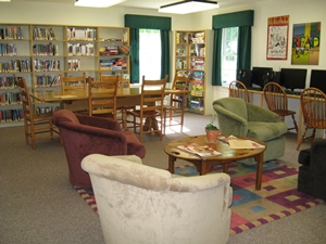 Youth Room at the Library