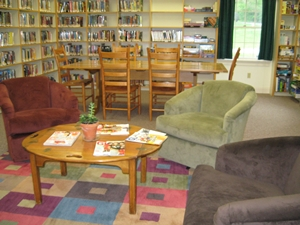 Youth Room Sitting Area